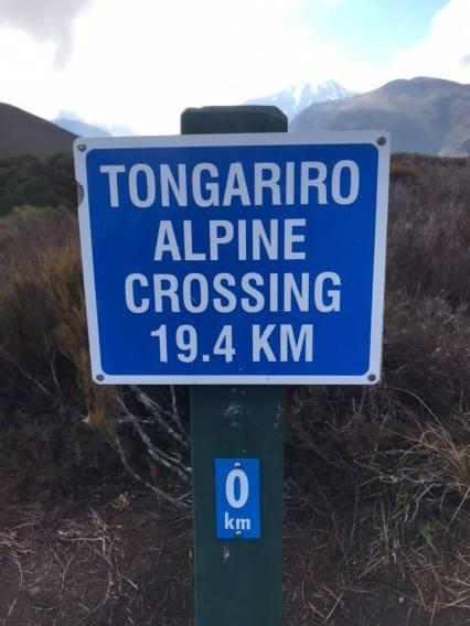 Tongariro Alpine Crossing, North Island